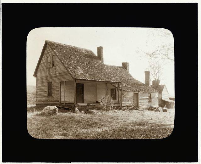 [Stoney Point Tavern, Stoney Point, Albemarle County, Virginia. Porch]