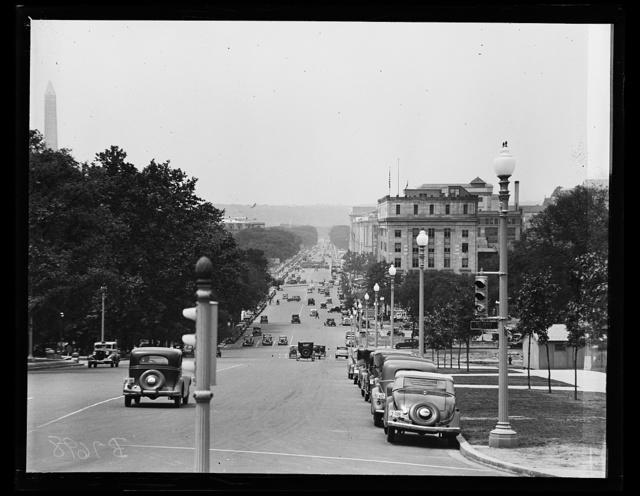[Street view, Washington, D.C.]