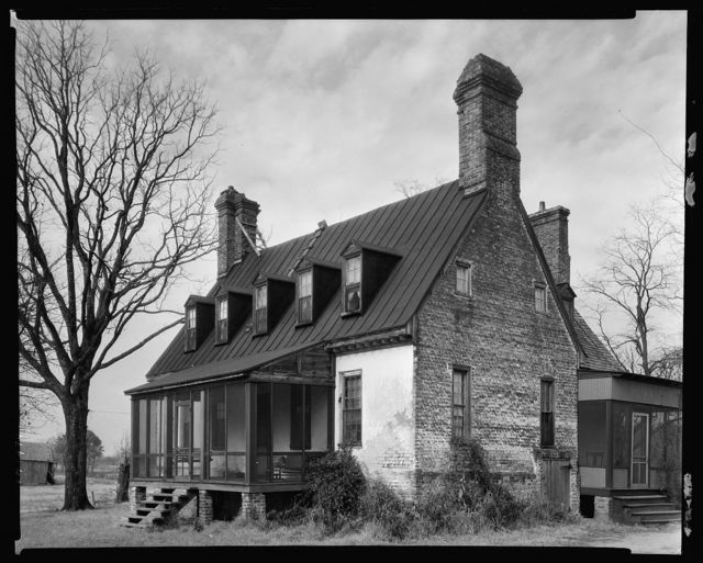 Sweet Hall, Sweet Hall, King William County, Virginia