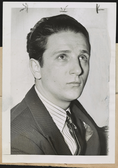 Tarred and feathered Count Igor Cassini, (above) Washington newspaper columnist, was reported by Sheriff W.S. Wolfe to have been tarred and feathered near Warrenton, Va., June 25. Hospital attendants said Cassini entered the institution covered with tar and feathers from head to foot but that minor brush burns were his only physical injuries. (Picture from files).