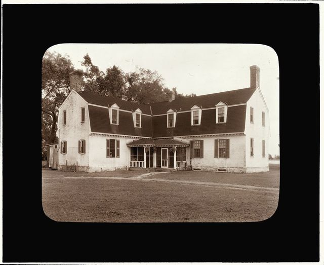[Toddsbury, Nuttal vicinity, Gloucester County, Virginia. Entrance]