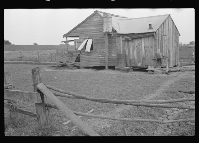 Trapper's house, Plaquemines Parish, Louisiana