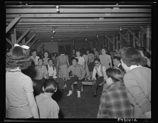 [Tule Lake segregation center, Newell, California]