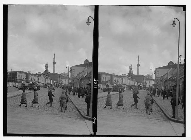 Turkey. Ankara street.