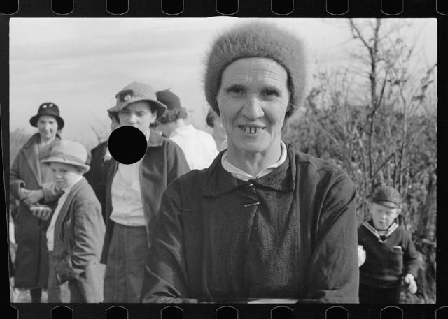 Virginia photographs - Farm Security Administration / Office of War Information Photograph.