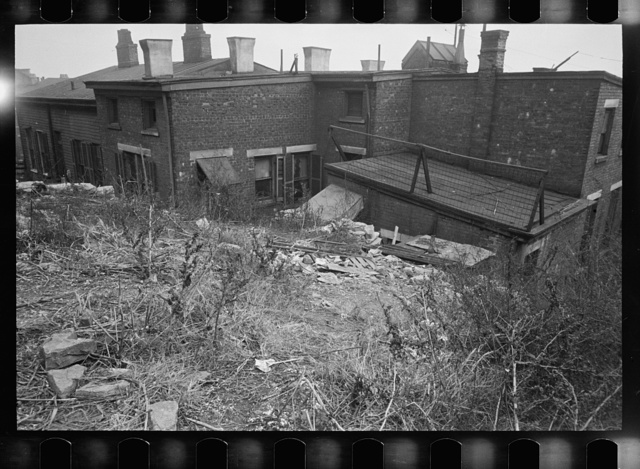 Ohio photographs - Farm Security Administration / Office of War Information Photograph.
