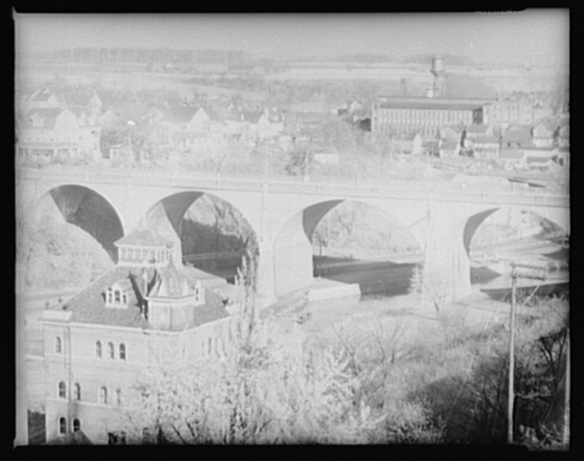 View of Bethlehem, Pennsylvania