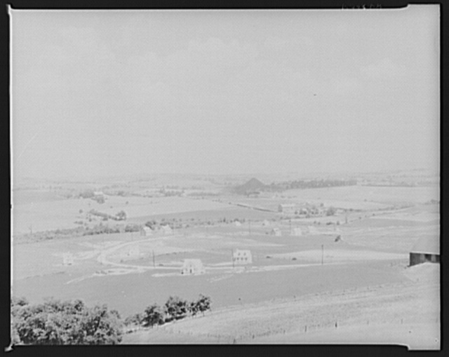 View of Westmoreland project. Pennsylvania