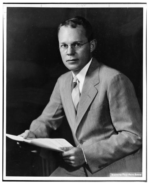 Washington, D.C. Henry W. Riley, Deputy Administrator, U.S. foreign economic adminstration