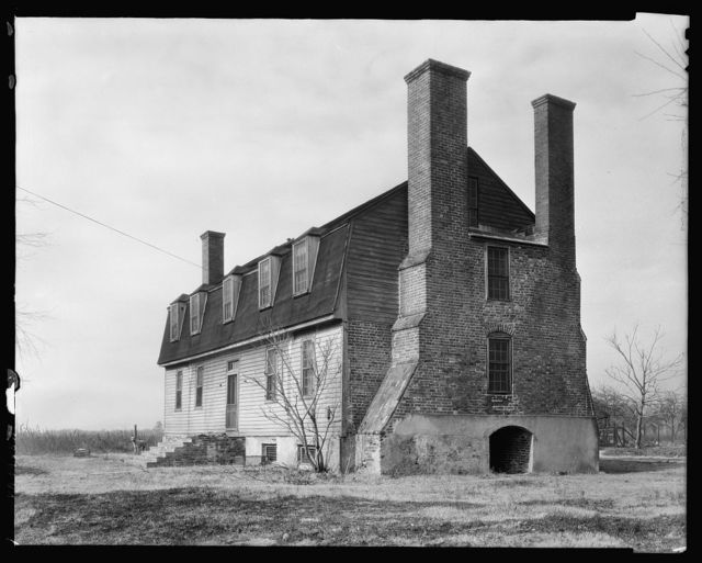Waterville, Sweet Hall vic., King William County, Virginia