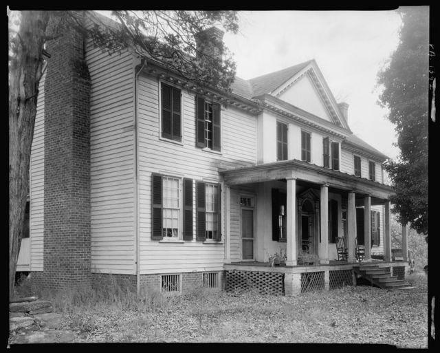 Welbourne, Lynchburg vic., Bedford County, Virginia