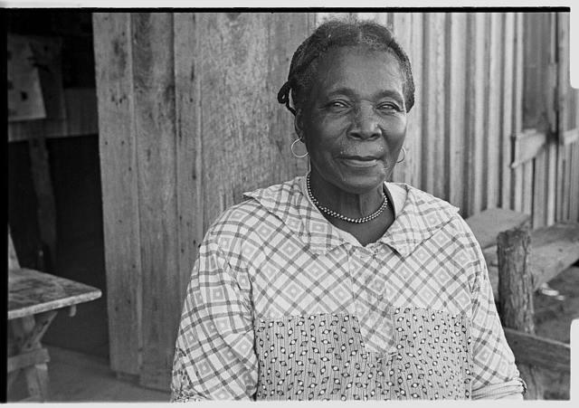 Wife of sharecropper, Pulaski County, Arkansas