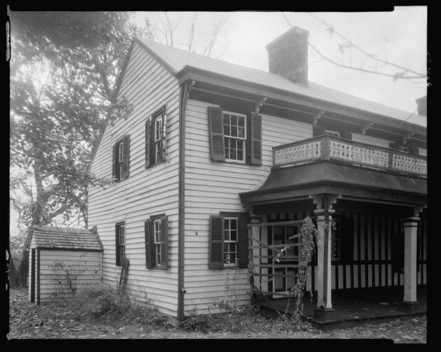 Yancey's Mill, Albemarle County, Virginia