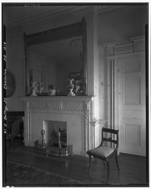 21 East Battery Street, Charles Edmonston House, Charleston, Charleston County, South Carolina