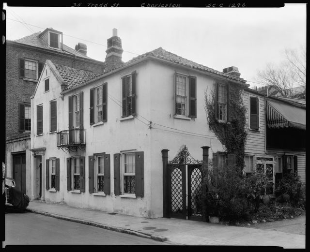35 - 40 Tradd Street, Charleston, Charleston County, South Carolina