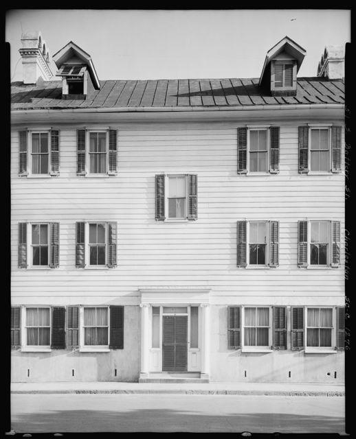51 South Battery Street, Charleston, Charleston County, South Carolina