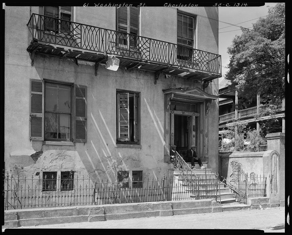 61 Washington Street, Charleston, Charleston County, South Carolina