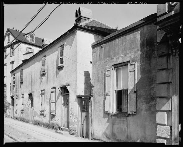 65 and 67 Vanderhorst Street, Charleston, Charleston County, South Carolina