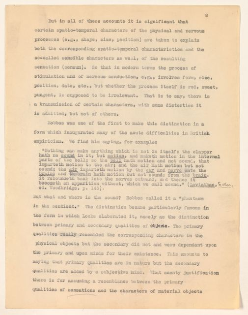 Alan Lomax Collection, Manuscripts, Education