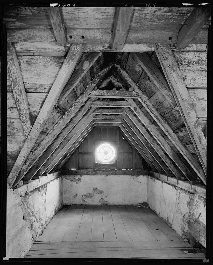 Bacon's Castle, James River vic., Surry County, Virginia