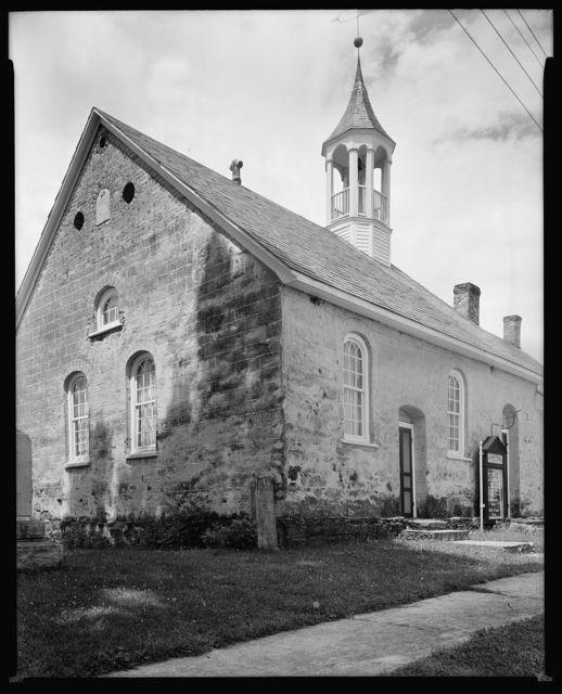 Bethabara Moravian Church, Winston-Salem, Forsyth County, North Carolina