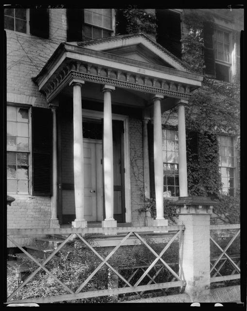 Beverly Hall, Edenton, Chowan County, North Carolina