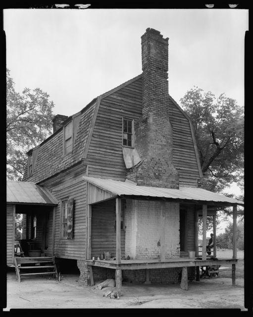 Breake Farm, Taylor's Cross roads, Nash County, North Carolina
