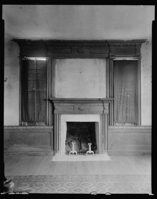 Burr Lou Arrington house, Aventon vic., Nash County, North Carolina