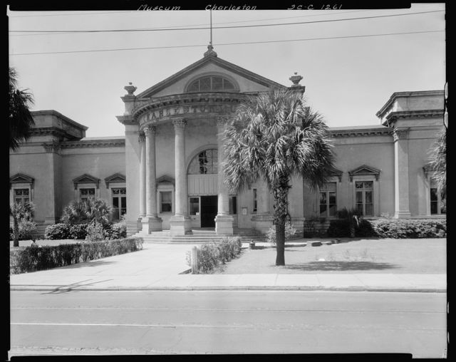 Charleston Museum, Rutledge Avenue, Charleston, Charleston County, South Carolina