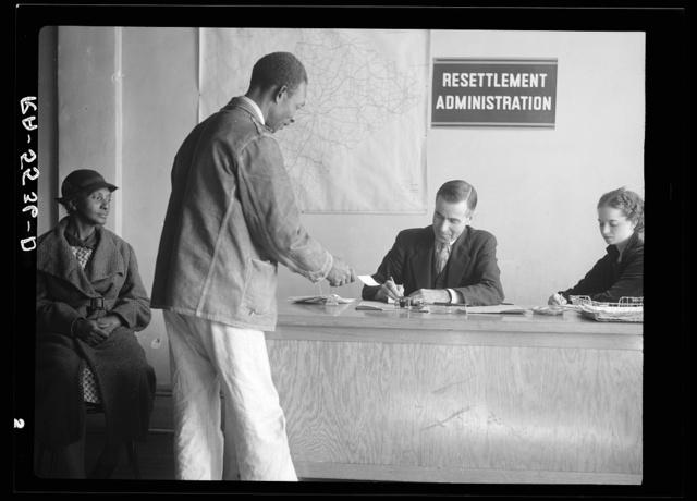 Clients making payments on rehabilitation loans. North Carolina