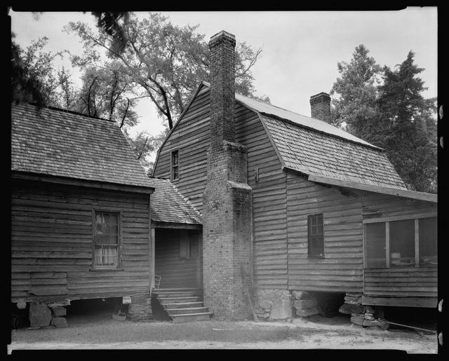 Col. Alfred Cooper homestead, Aventon vic., Nash County, North Carolina