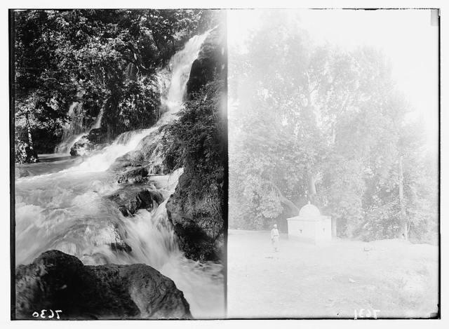 Daphne. The falls ; the Moslem [i.e., Muslim] wili [i.e., weli]