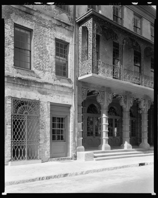 Dock Street Theatre, Charleston, Charleston County, South Carolina