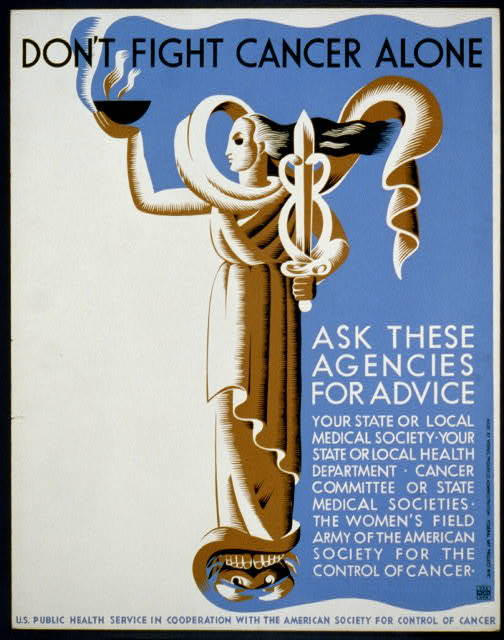 Don't fight cancer alone Ask these agencies for advice [....]