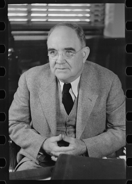 Dr. Alexander, assistant to the administrator of the U.S. Resettlement Administration, Washington, D.C.