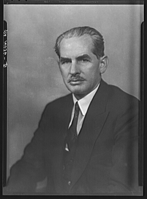 Dr. Carl Taylor, Assistant Administrator