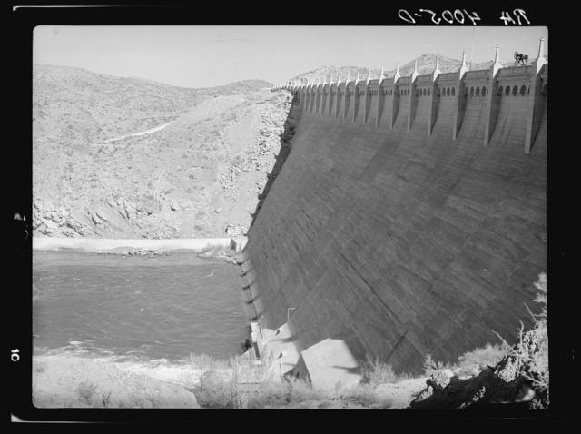Elephant Butte Dam, New Mexico