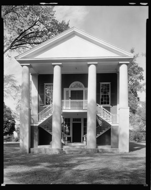 Eumanean Literary Hall, Davidson College, Davidson, Mecklenburg County, North Carolina