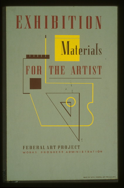 Exhibition Materials for the artist / / J.R.