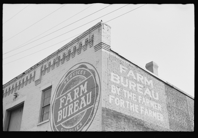 Farm Bureau Cooperative Association, Jackson, Ohio