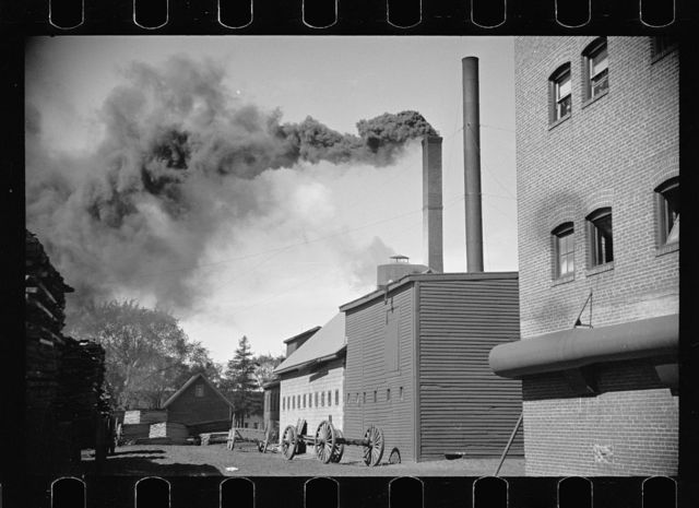 Fellows and Son casket manufacturers. Employs from 200 to 350 people, Amoskeag, New Hampshire