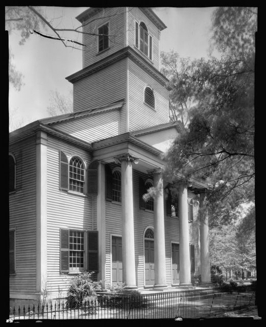 First Presbyterian Church, New Bern, Craven County, North Carolina