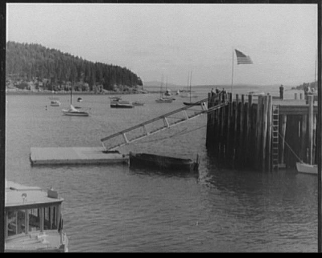 [Fisherman's Bay, Mt. Desert Island, Maine]