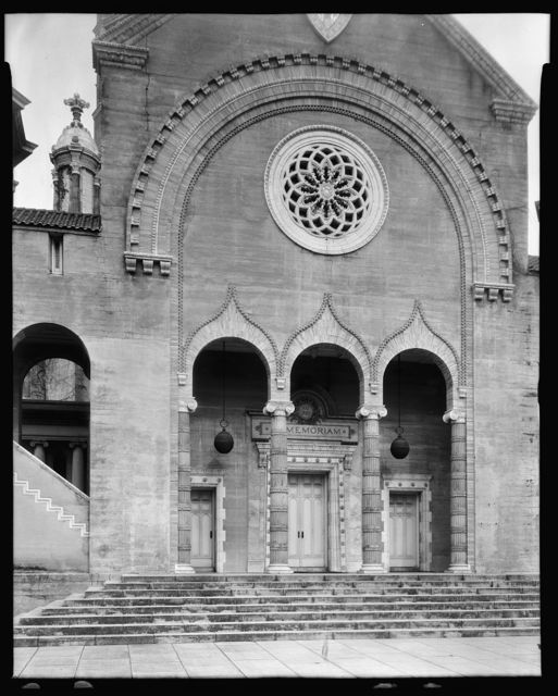 Flagler Memorial Presbyterian Church, St. Augustine, St. Johns County, Florida
