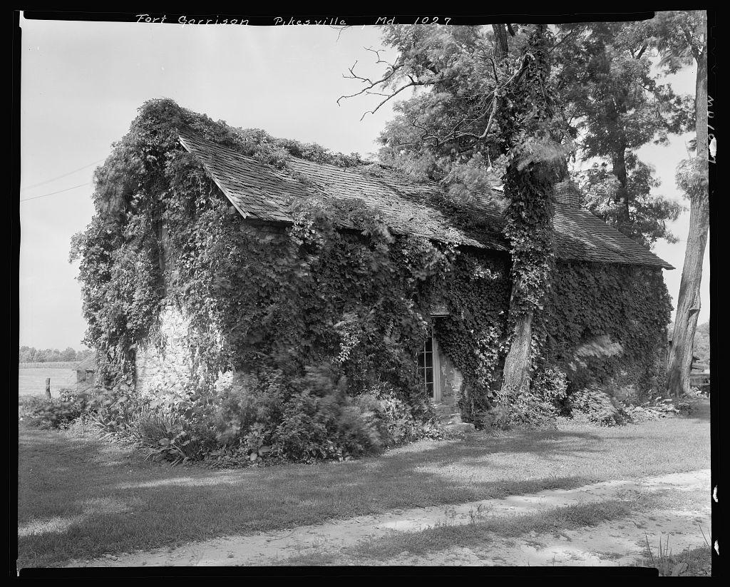 Fort Garrison, Pikesville, Baltimore County, Maryland
