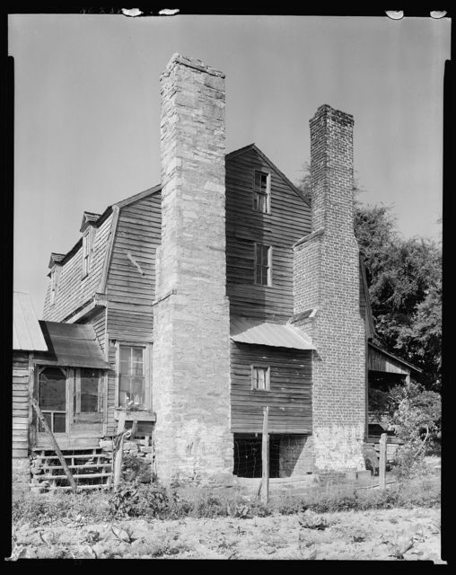 Foster House, Louisburg vic., Franklin County, North Carolina