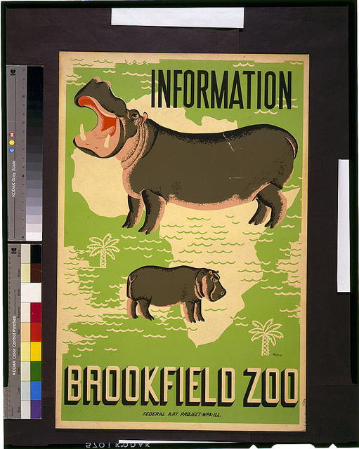 Information - Brookfield Zoo / Waltrip.