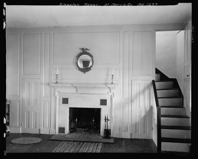 Kingston Manor, St. Mary's County, Maryland