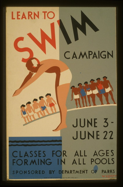 Learn to swim campaign Classes for all ages forming in all pools / / Wagner.
