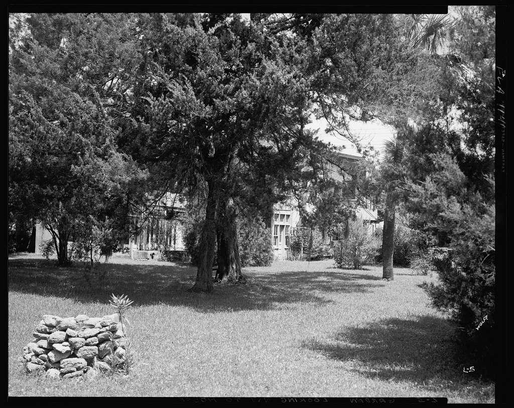 Llambias House, 31 St. Francis Street, St. Augustine, St. Johns County, Florida